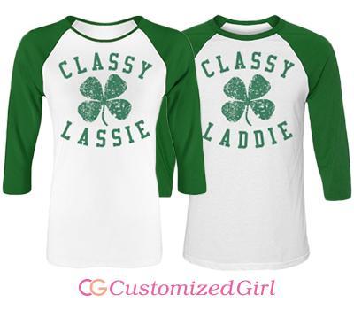 Classy St Patricks Couple