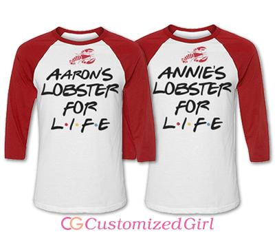 You're My Lobster for Life Guy
