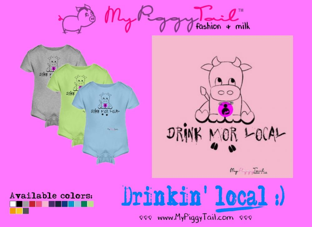 Drink Mor Local - BLUE