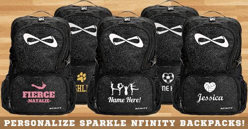 Custom Name Volleyball Bag Nfinity Backpack