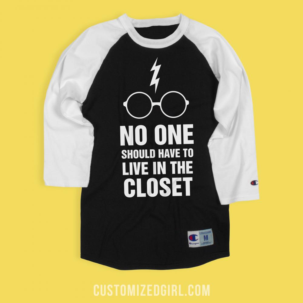 Get Out Of The Closet