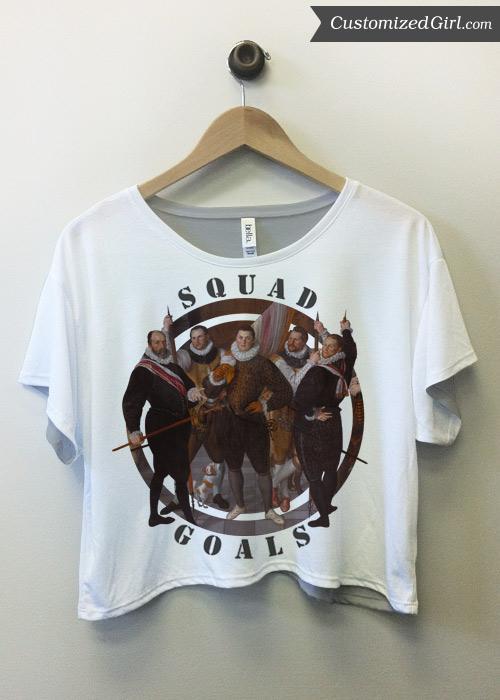 Squad Goals - Rosecrans