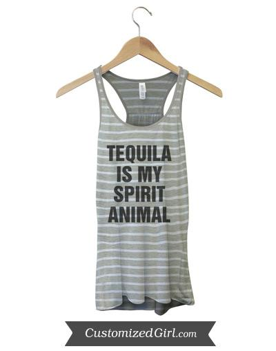 Tequila Spirit Animal