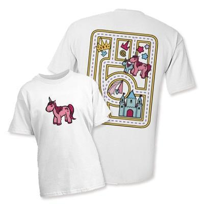 Father Daughter Unicorn