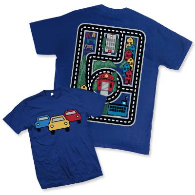 Fathers Day Play Mat Tee