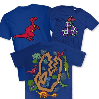 Dino Play Mat Raptor