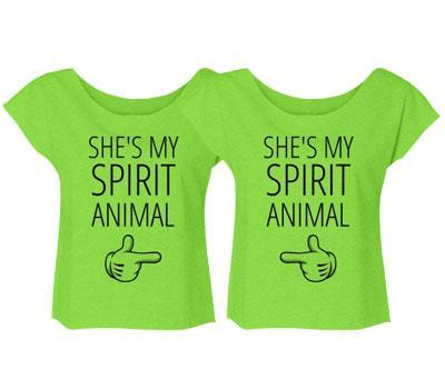 BFF Spirit Animal 2