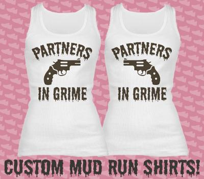 Mud Run Matching Tanks 2