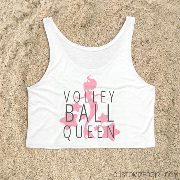Volleyball Queen