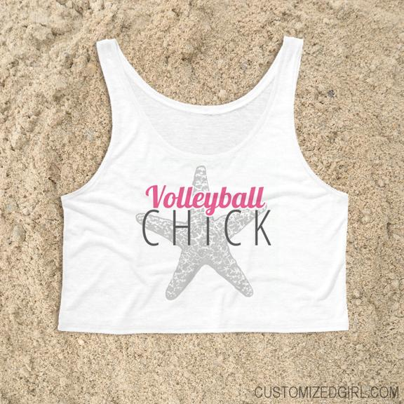 Volleyball Chick