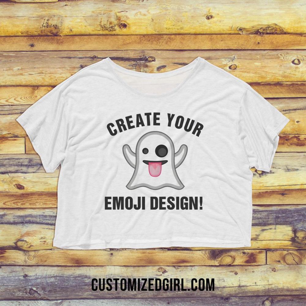 Custom Emoji Tees