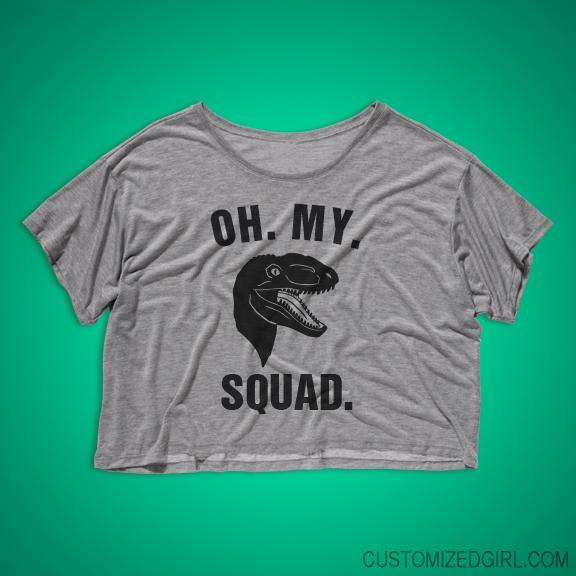 Oh My Raptor Squad