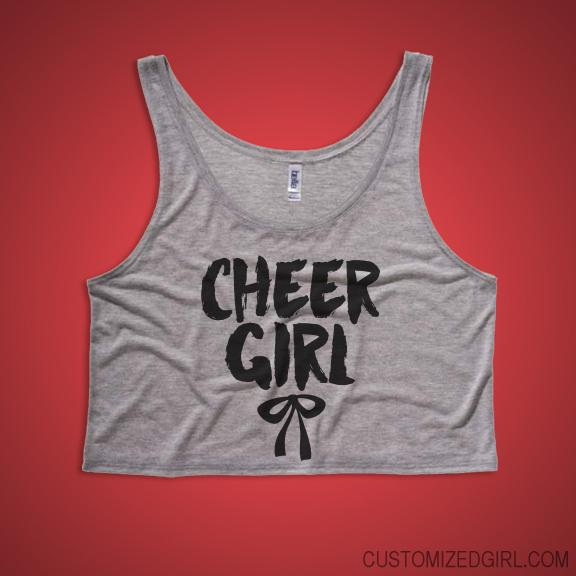 Cheer Girl And Their Bows