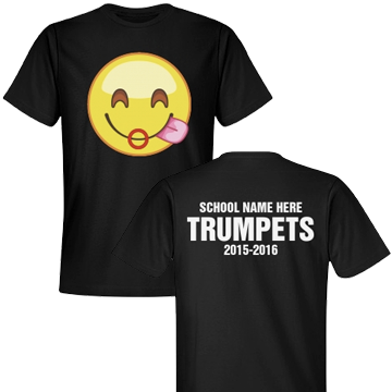 Annual Marching Band T-Shirt for your Section