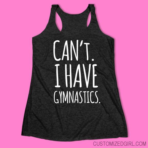 Gymnastics Practice 24/7