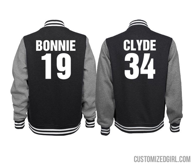 Clyde's Varsity Bonnie