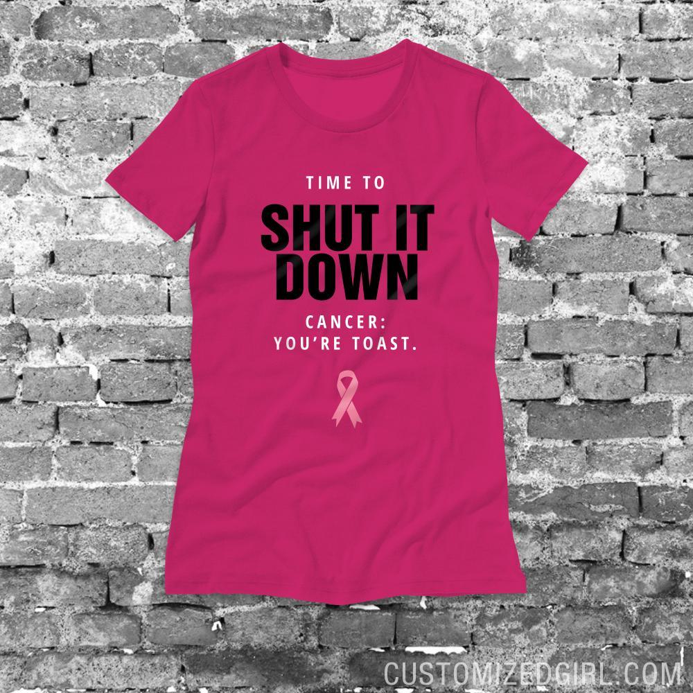 Shut Down Cancer