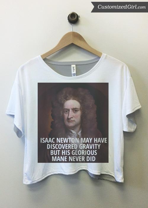 Isaac Newton's Glory