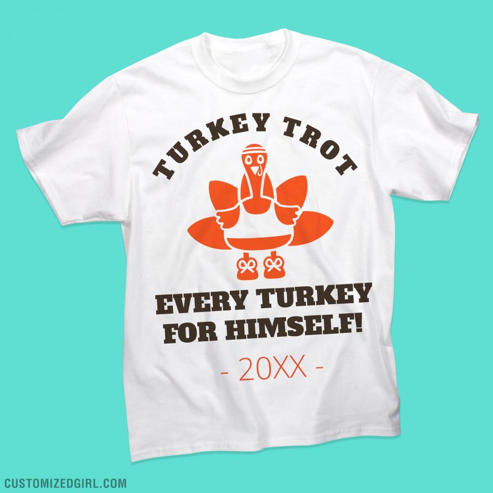 Turkey Trot Run