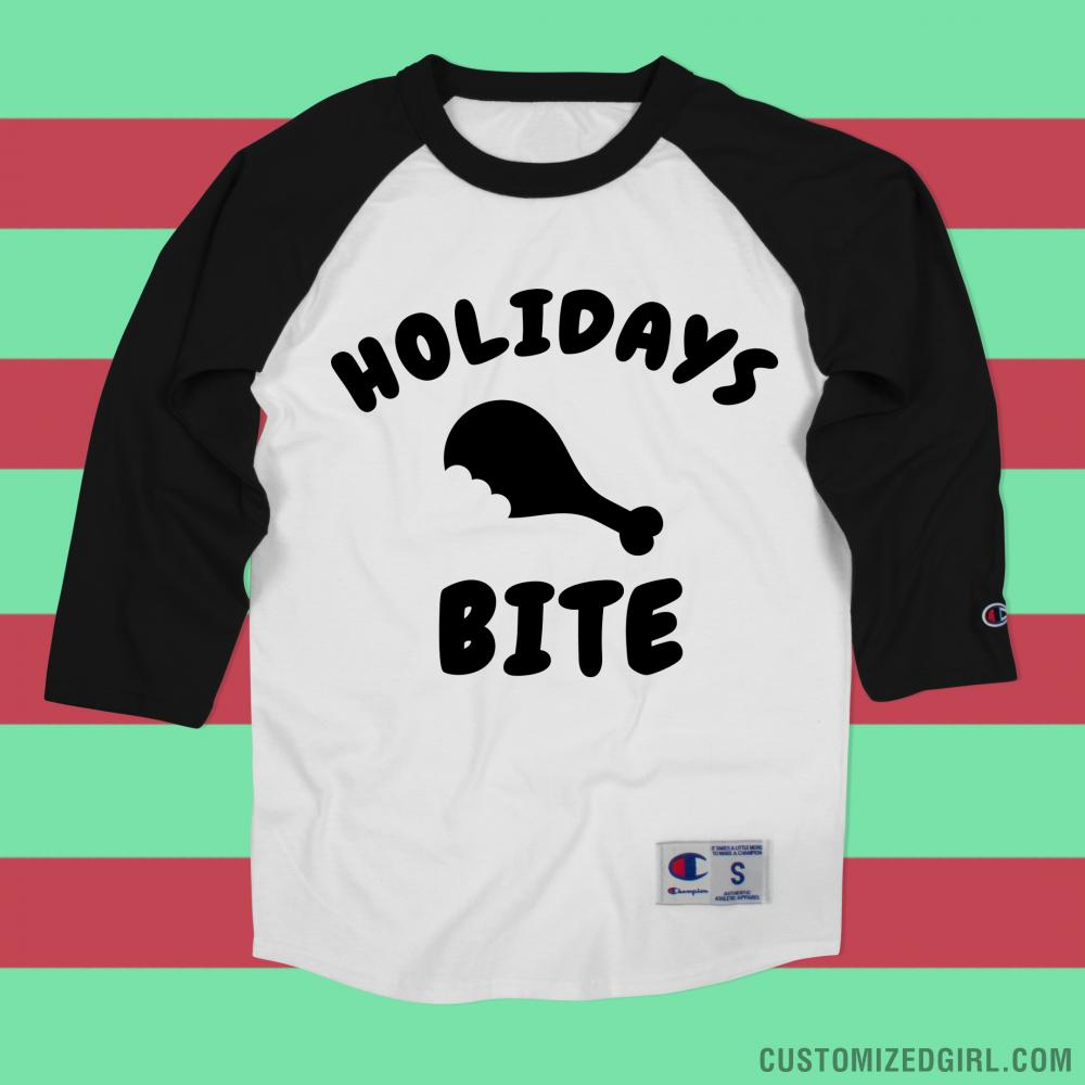 Holidays Bite Shirt