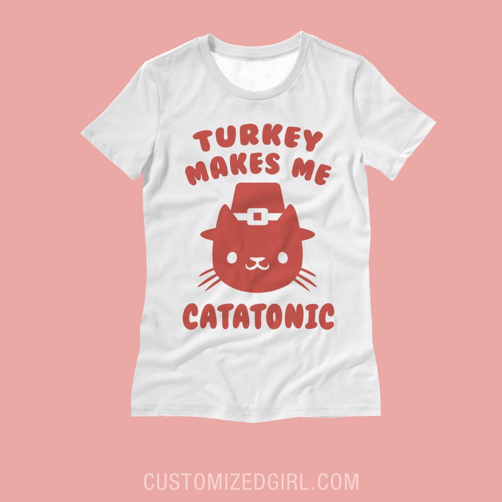 Turkey Makes Me Tired