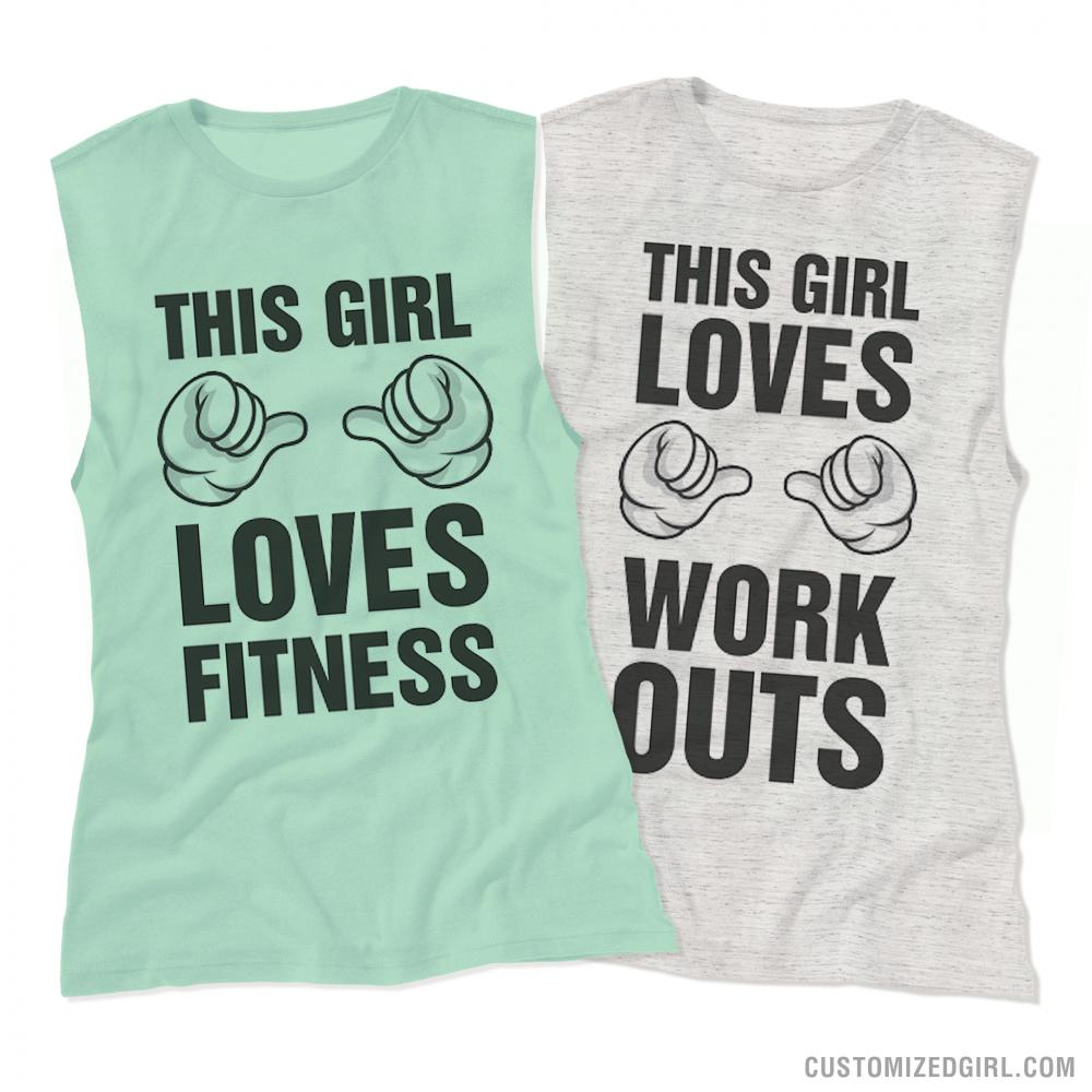 This Girl Loves Workouts