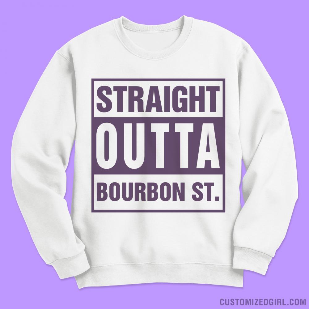 Straight Outta Bourbon Street