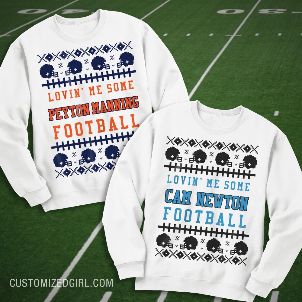 Mrs Peyton Manning Ugly Sweater