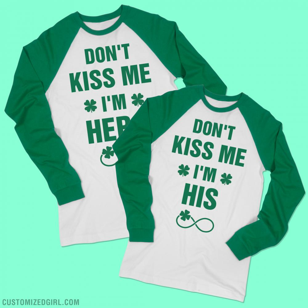 Couples St Patricks Day Shirts 2