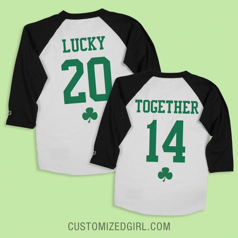 Lucky Shamrock Couple 2