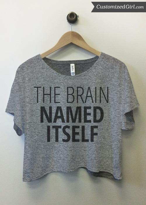 The Brain Named Itself