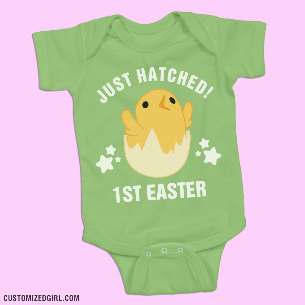 Just Hatched For Easter