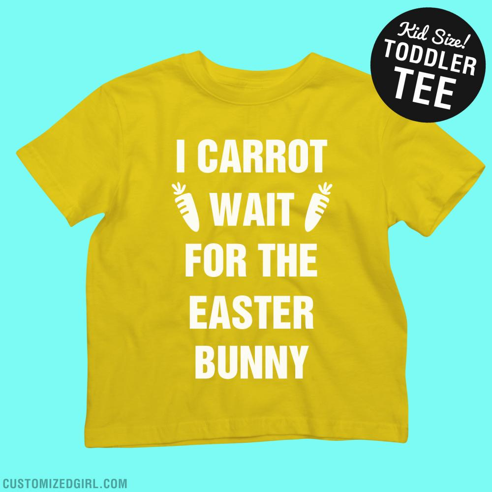 a6c0876dd7fae Cute Kids Shirts Easter Puns