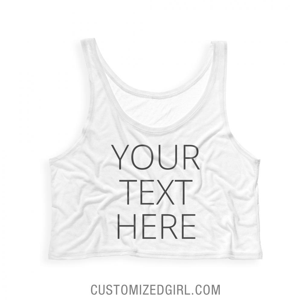 Design Your Own Statement Tee