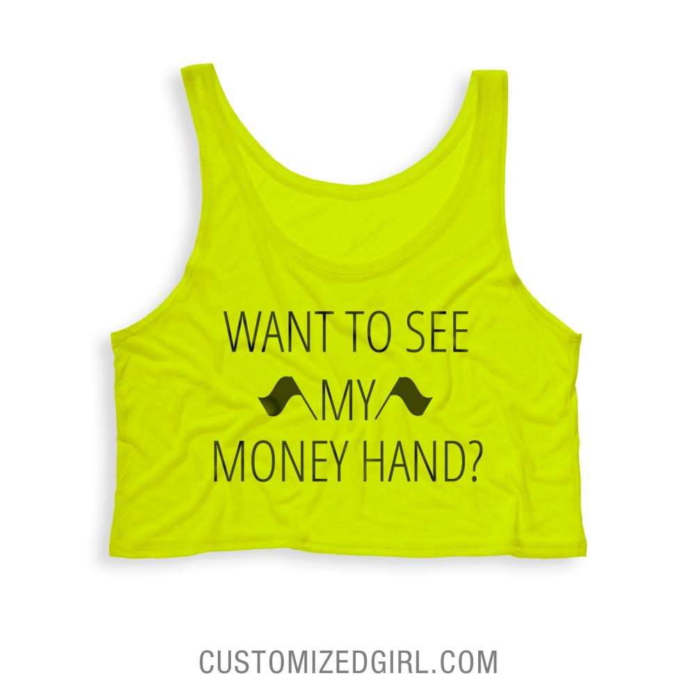 Color Guard Money Hand