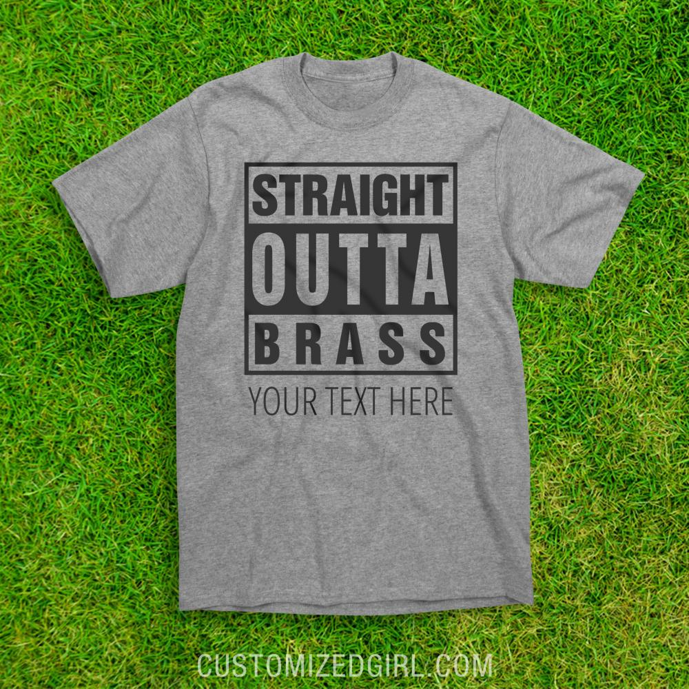 Straight Outta The Brass Section