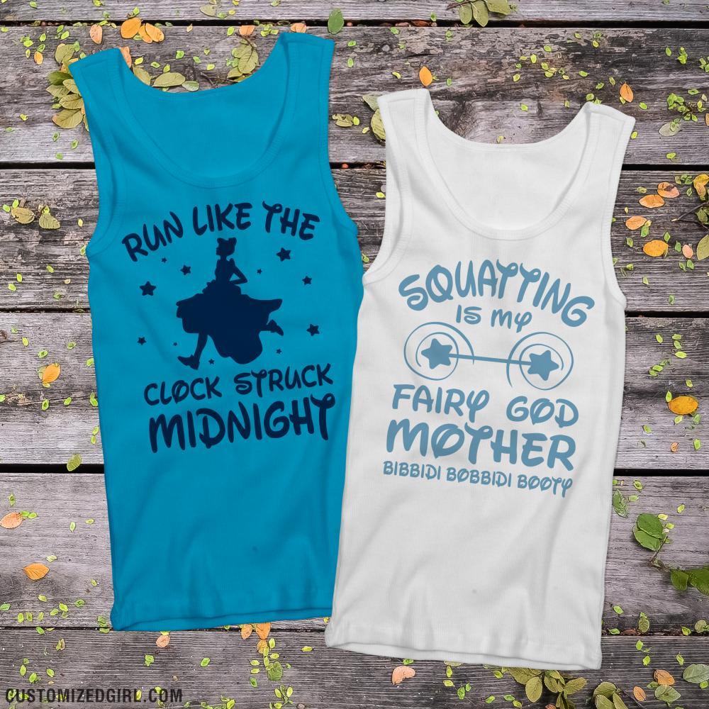Princess Run Like It's Midnight!