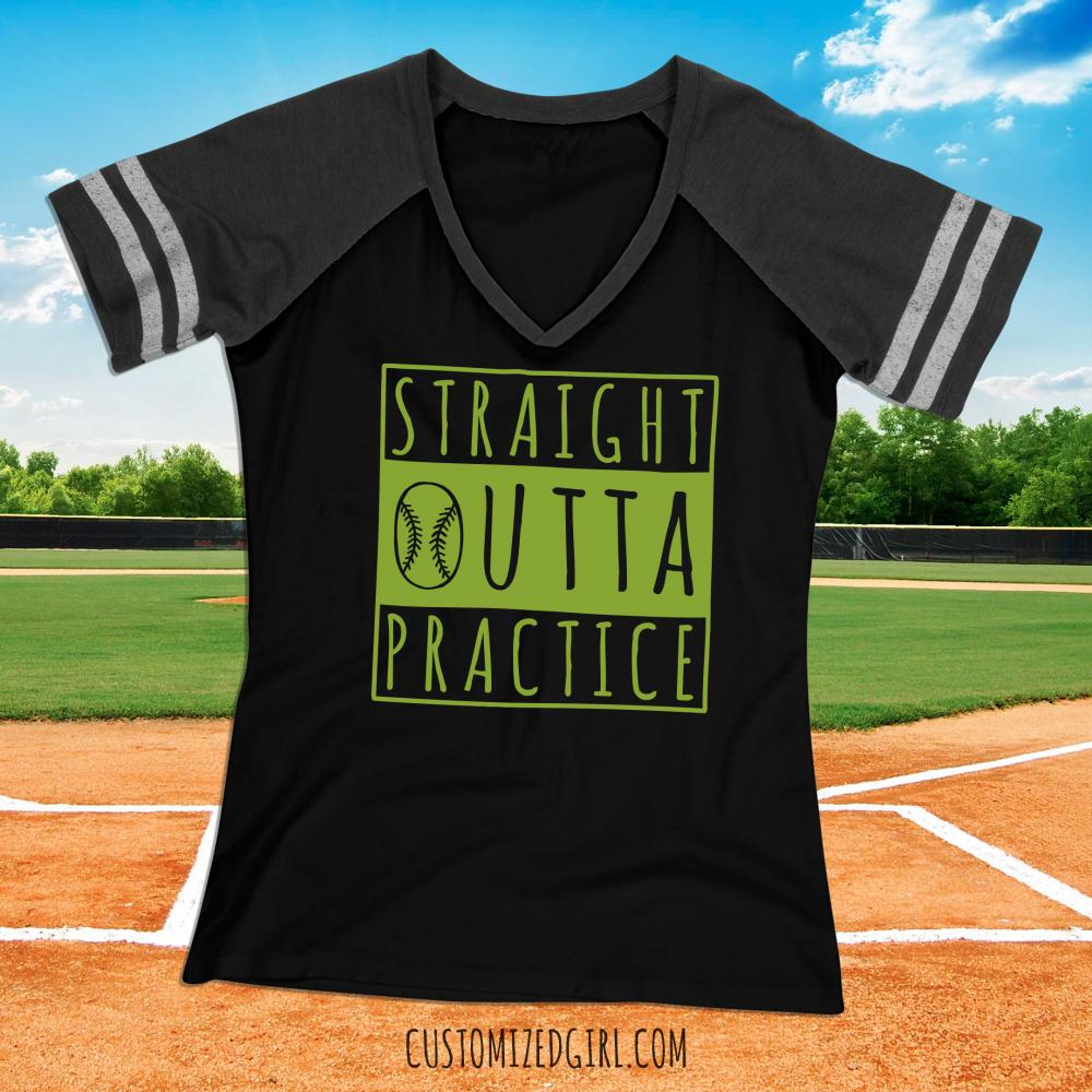 Straight Outta Softball