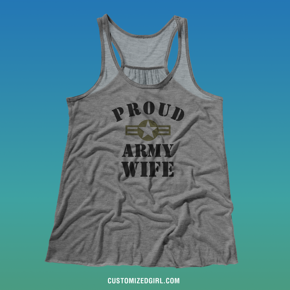 A Proud Army Wife