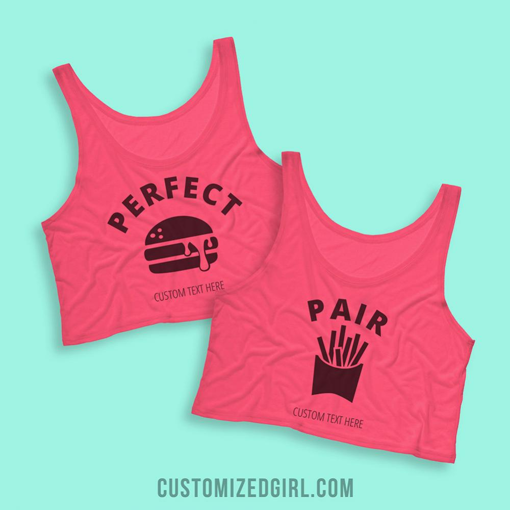 BFF Perfect Pair Fries