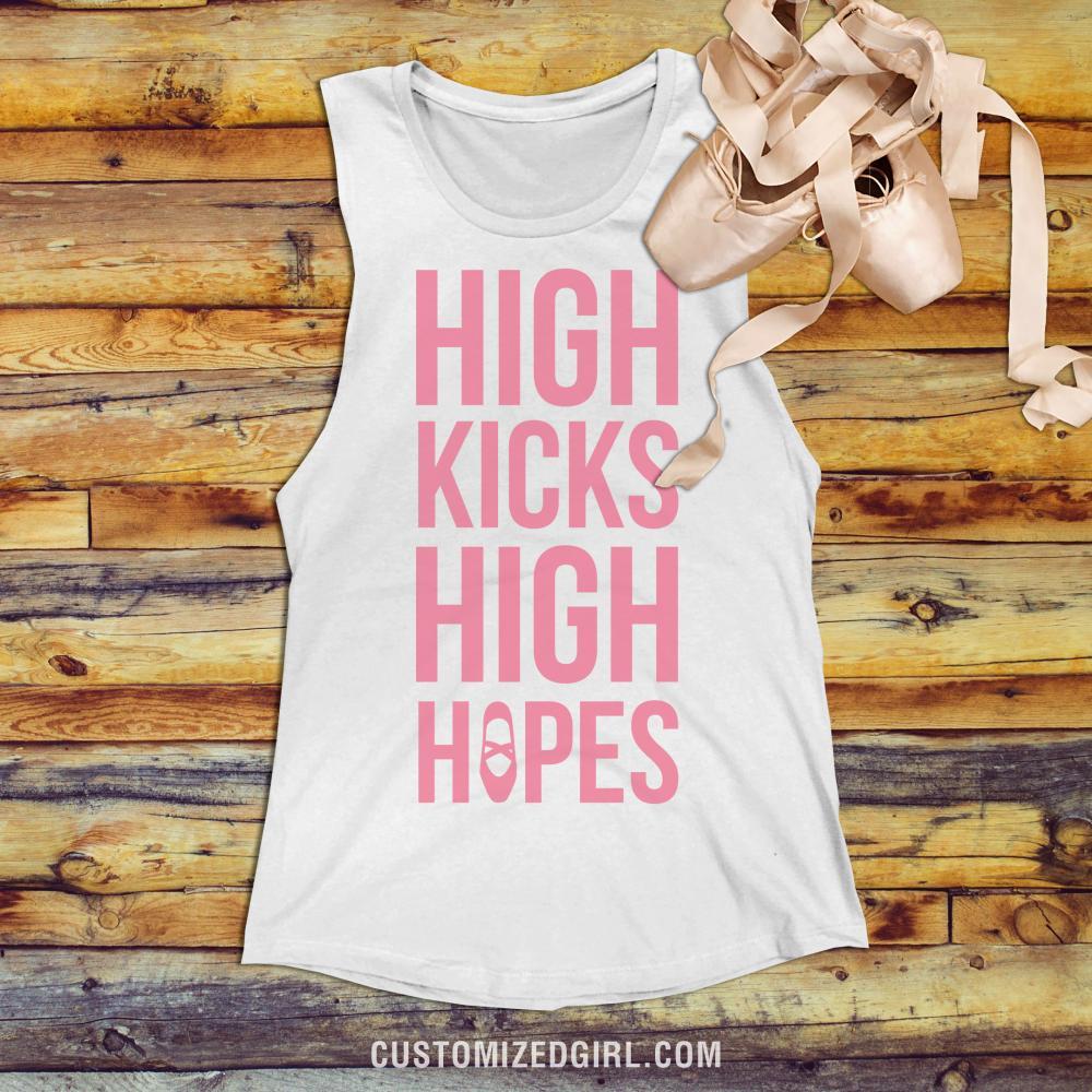 High Kicks High Hopes Tank