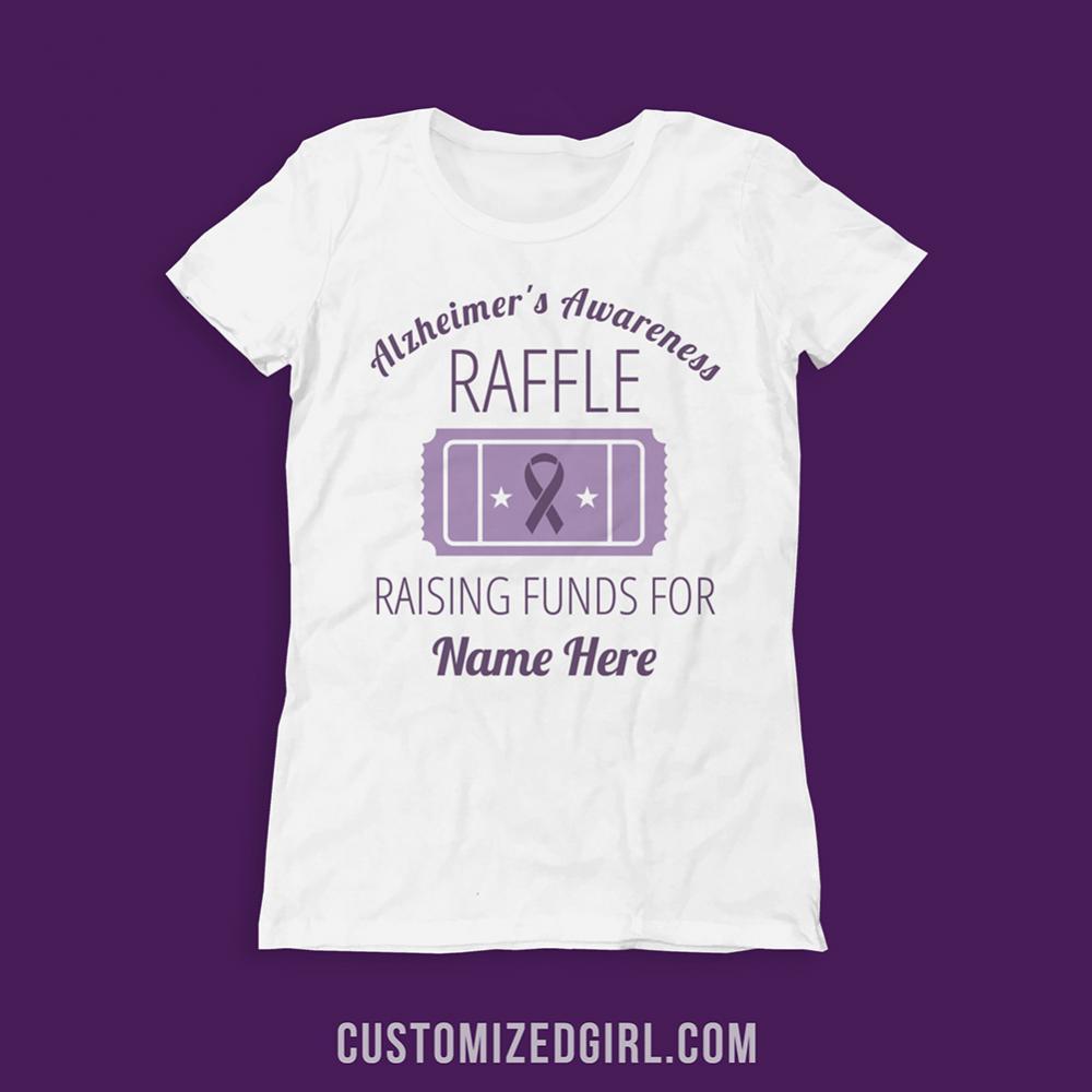 Alzheimer Charity Raffle