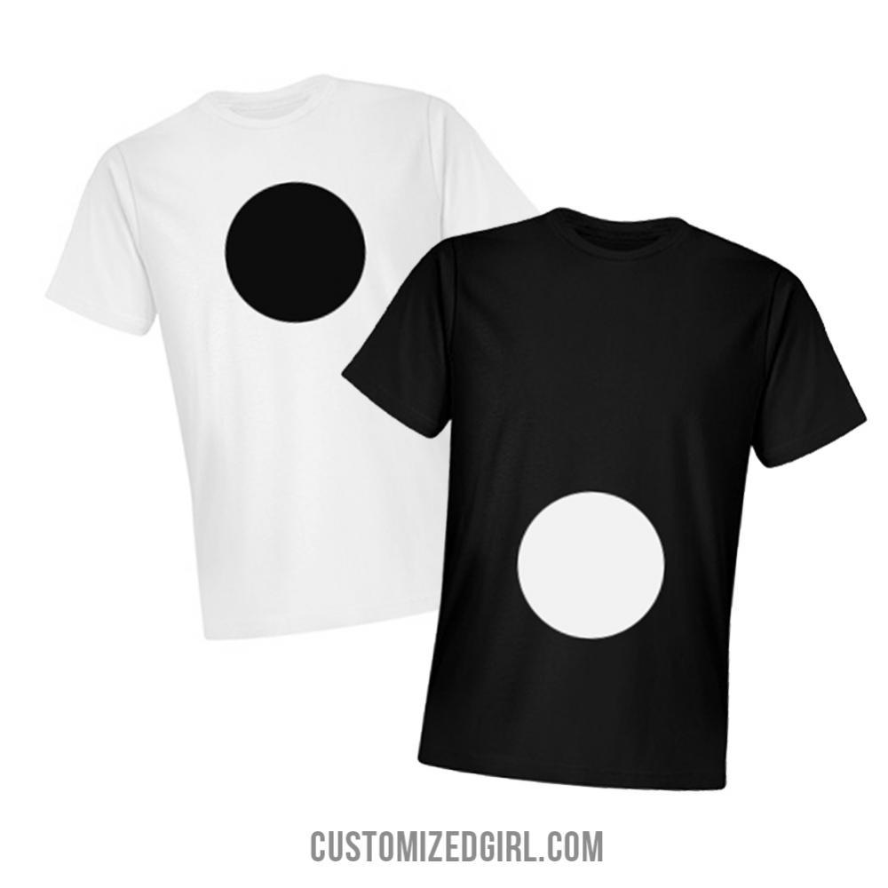 Couples Costume Yin