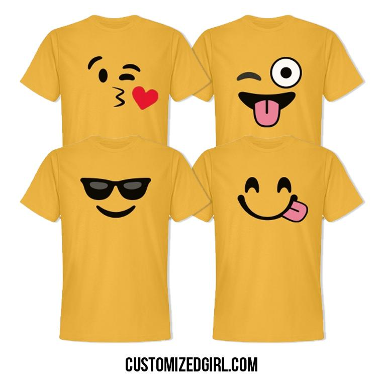 Emoji Suggestive Face Costume
