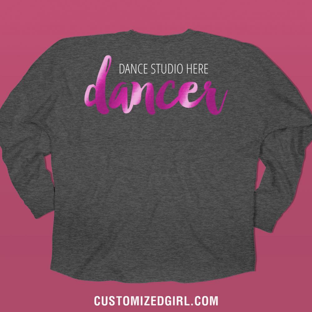 Metallic Custom Dance Studio