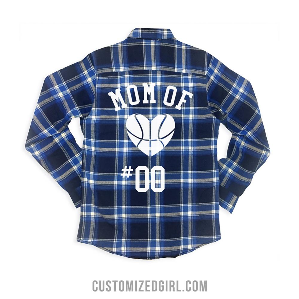 Trendy Custom Basketball Mom