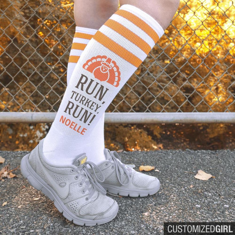 Run Turkey Trot Designs