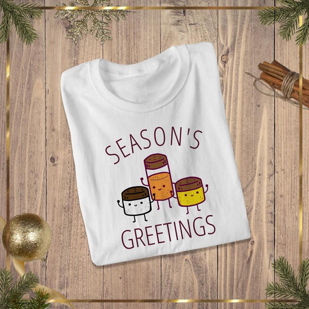 Spicy Holiday Season's Greetings