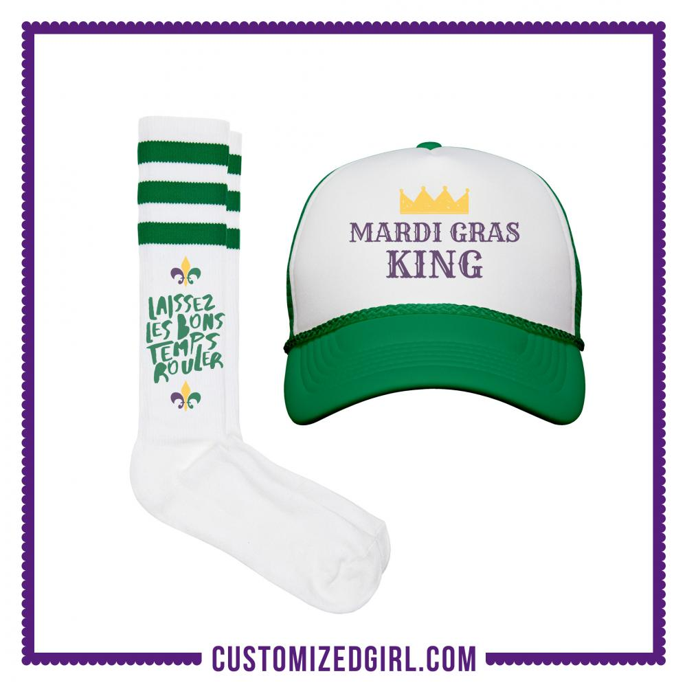 Mardi Gras King Hat