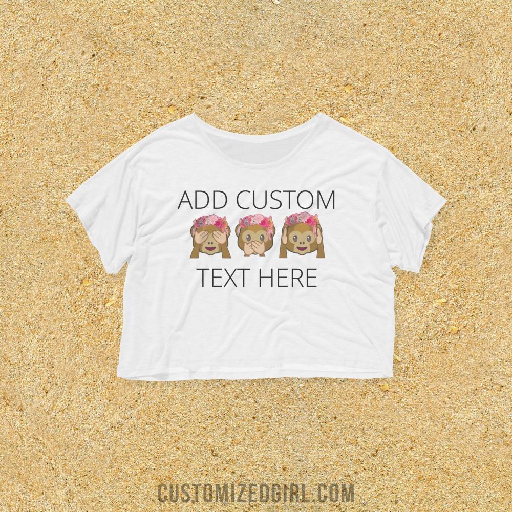 Custom Hear No Evil Emoji
